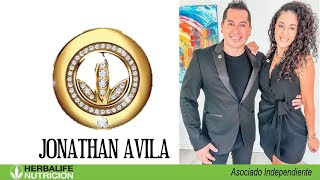 JONATHAN AVILA | APRENDE A VIVIR EL PROCESO DEL ÉXITO