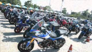 Lagu thailand bikers kental kelantan di Golok Bike Meet 2014