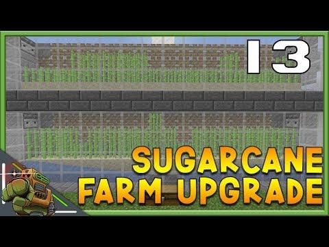 Frozen Ocean, Badlands, And Sugarcane Upgrade | Minecraft Let's Play | Season 1 Episode 13