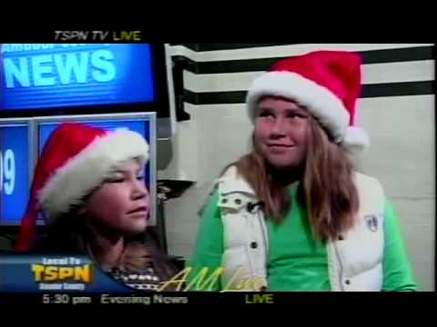 Hannah and Arianna