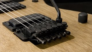 Floyd Rose. Настройка гитары с системой Floyd Rose