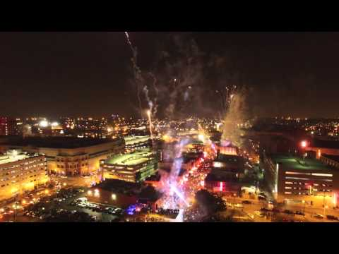 Downtown Memphis New Years Eve 2015