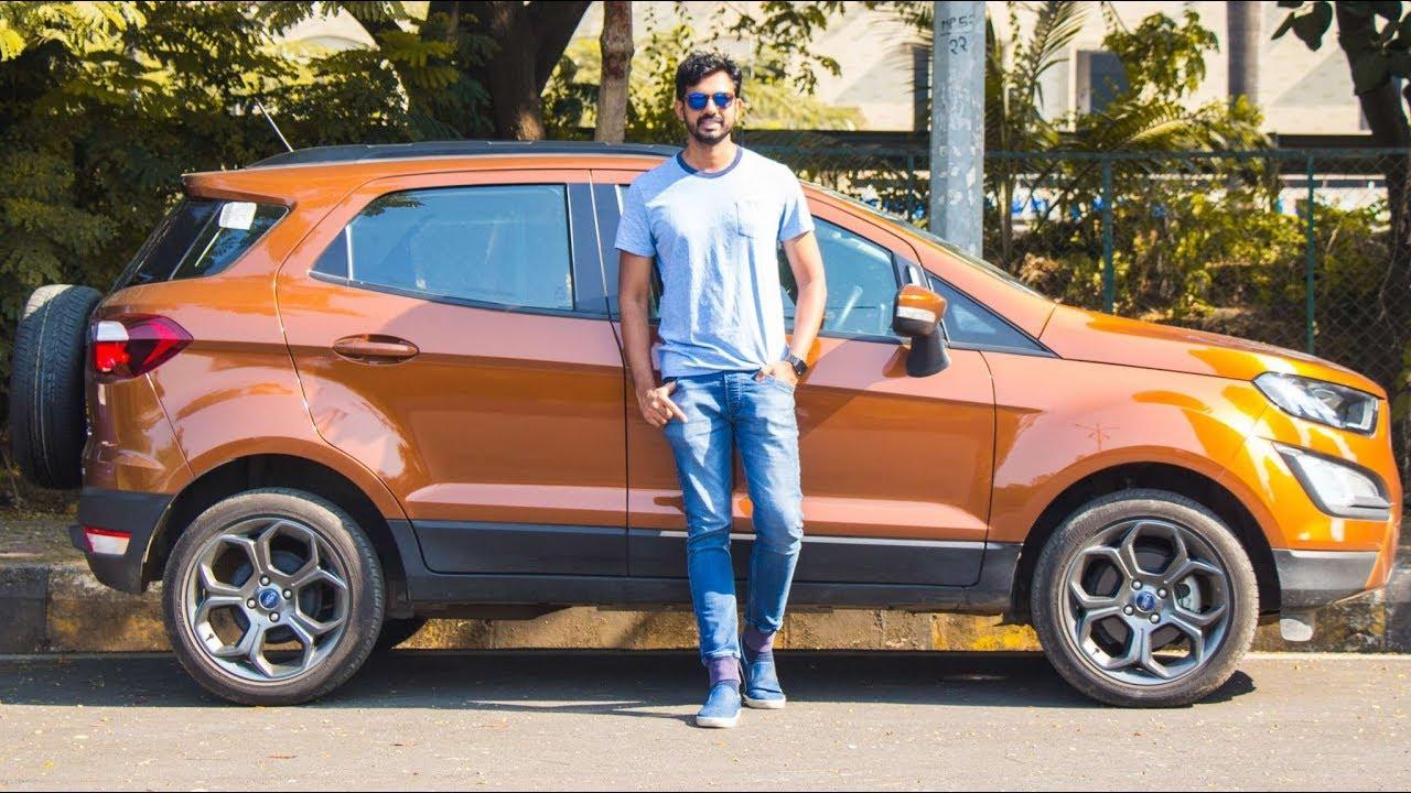 Ford EcoSport S Diesel – My Fav C-SUV | Faisal Khan
