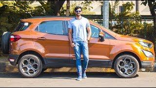 Ford Ecosport S Diesel - My Fav C-Suv | Faisal Khan
