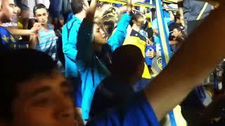 La 12  Boca -RiBer play  Mar del plata 18/1 2014  1-1