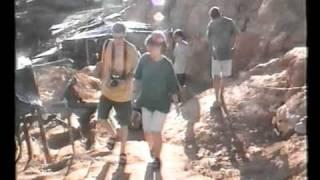 Venezuela. El Dorado. Gran Sabana. Goldminen Goldsucher 1996