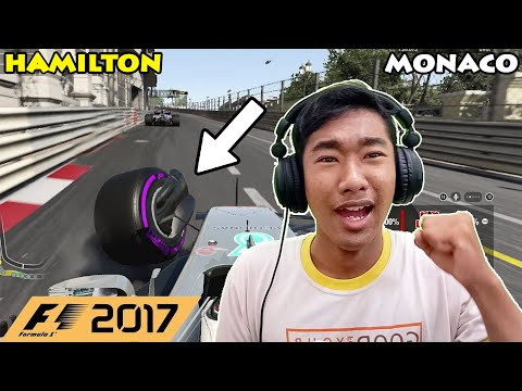 COBA KALO BISA..!!! CIRCUIT TERSULIT DI FORMULA 1 #HAMILTON #MONACO - F1 2017 INDONESIA [PC]