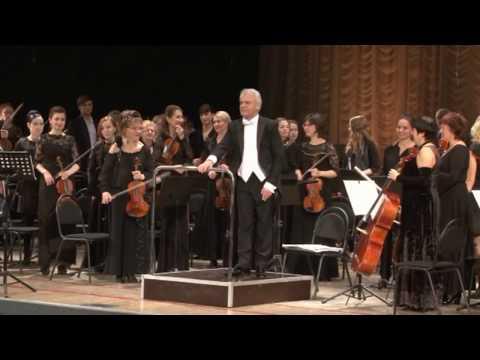 Концерт посвященный 25-летнему юбилею Государственного симфонического оркестра Удмуртской Республики