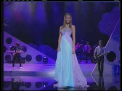 Evening Gown Competition Miss Teen USA 2007