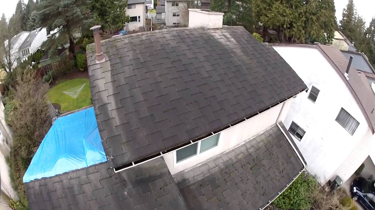Gaf Timberline Hd Weatherwood Youtube