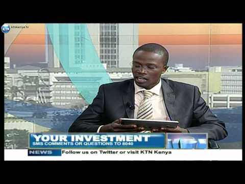 How to Save and Invest in the Stock Markets - Ken Monyoncho