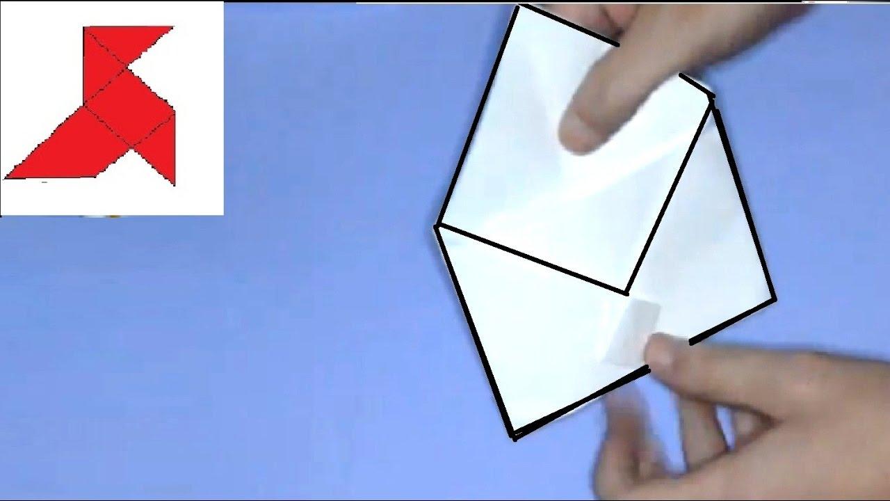 Как сделать маленький конвертик фото 706