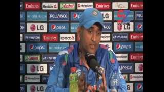 """""""Yuvraj can clear any ground in the world""""- MS Dhoni"""