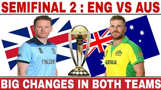 WORLD CUP 2019 2ND SEMIFINAL : AUSTRALIA VS ENGLAND | AUSTRALIA VS ENGLAND SEMI FINAL WORLD CUP 2019