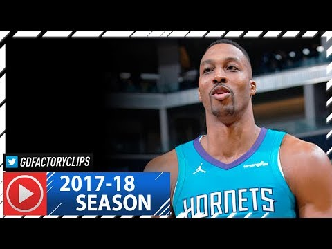 Dwight Howard Full Highlights vs Kings (2018.01.02) - 20 Pts, 8 Reb in 3 Qtrs