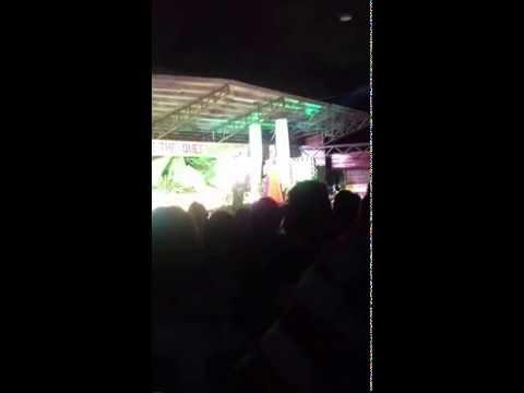 "MISS GAY SUMMIT 2014 "" BATTLE OF THE QUEENS"" TOP 5 Q&A p4 Kim Marie VillaGalano"