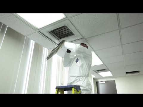 HVAC Cleaning Video - Real Clean Air Duct Cleaning in Anaheim CA