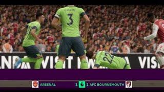 English Premier League - Arsenal vs Bournemouth - Prediction Highlights