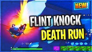 NEW FLINT KNOCK PISTOL DEATH RUN IN FORTNITE DOUBLE PUMP
