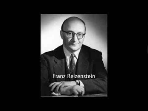 Reizenstein: Prologue, Variations and Finale (Rostal, 1945)