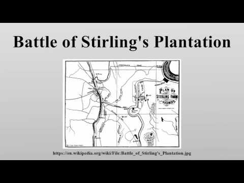 Battle of Stirling