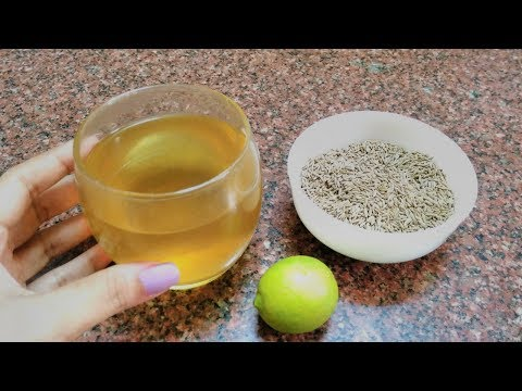 JEERA DETOX WATER FOR  QUICK WEIGHT LOSS | CUMIN SEEDS