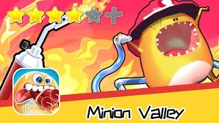 Minion Valley : Idle Strategy Level 2 Walkthrough Idle Strategy Recommend index four stars