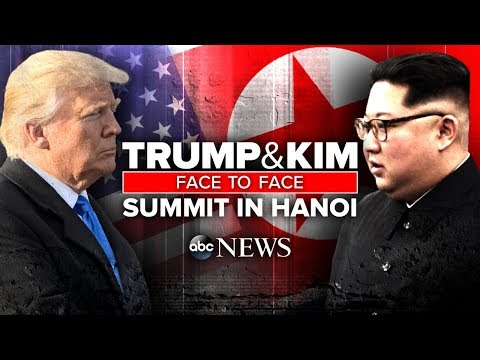 North Korea Summit 2019: Trump, Kim Jong Un meet in Hanoi, Vietnam for second summit