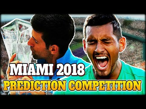 ATP Masters - Miami 2018 - Prediction Competition