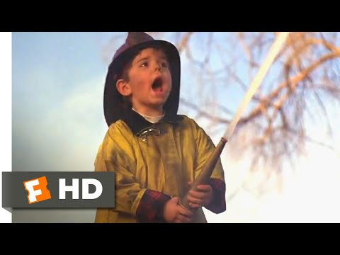 The Little Rascals (1994) - Clubhouse Fire Scene (3/10) | Movieclips