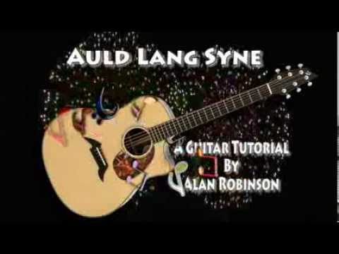 auld lang syne guitar lesson Archives - Relax and Learn Guitar