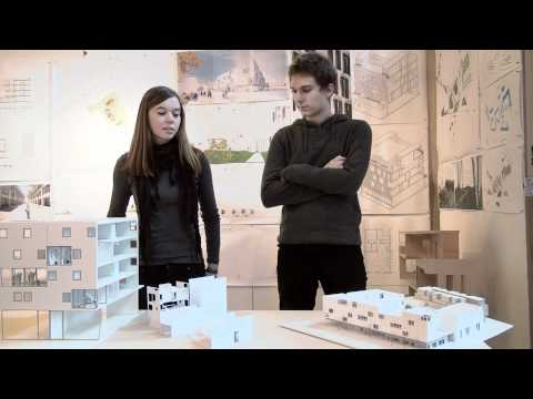 Wentworth Architecture Program on Display
