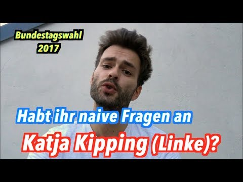 Habt ihr naive Fragen an Katja Kipping (Vorsitzende der Linkspartei)?