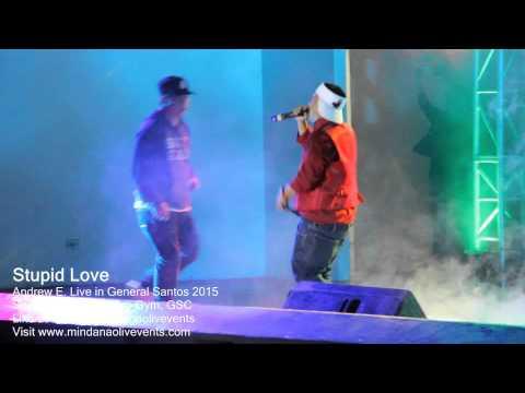 Andrew E Live In Gensan 2015 - Stupid Love