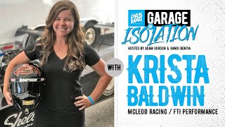 PASMAG's Garage of Isolation with Krista Baldwin of McLeod Racing / FTI Performance