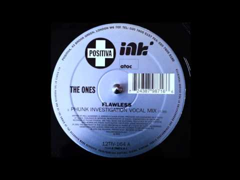 The Ones - Flawless (Phunk Investigation vocal mix)