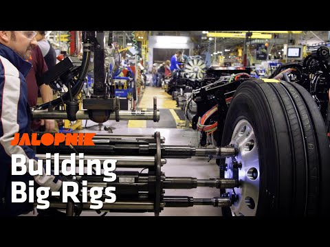 How Big Rigs Are Made w/ Jason Torchinsky | Time for Trucks Part 1