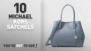 Hot New Michael Kors Handbags / Satchels: MICHAEL MICHAEL KORS Mercer Gallery Medium Leather Tote,