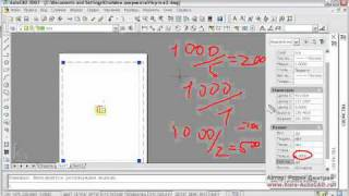 Урок №8. Вывод чертежей на печать(, 2010-10-23T16:23:11.000Z)