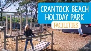 Facilities at Crantock Beach Holiday Park