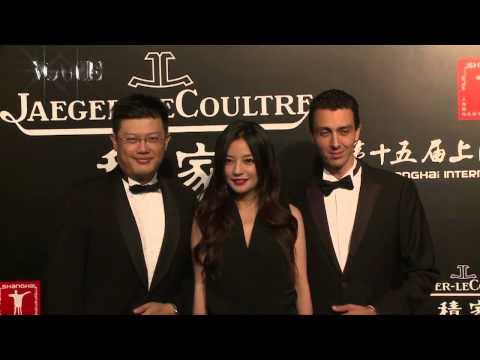 積家 X 第十五屆上海電影節