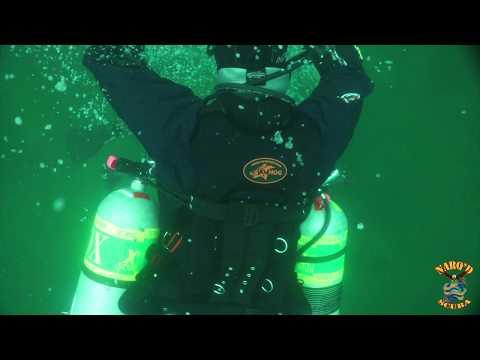 NARQ'd Scuba Drysuit Diver Course