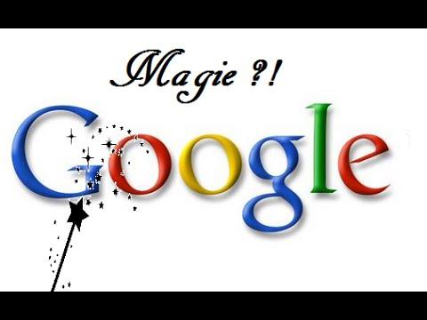 tour de magie google