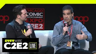 Mortal Kombat 11: Full Panel | C2E2 2019 | SYFY WIRE