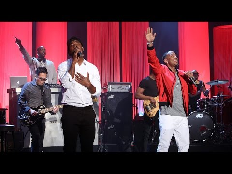 Ludacris Performs 'Good Lovin''