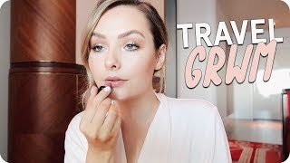 Get Ready with Me! Travel Makeup Routine!