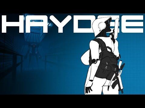 Haydee — хардкорная игра про сексуально объективированного робота