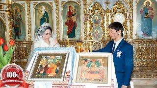 Цыганская свадьба. Благословение молодоженов. Серёжа и Марьяна, часть 4