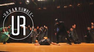 Urban Rumble 2015 | THE CLIQUE | Full View