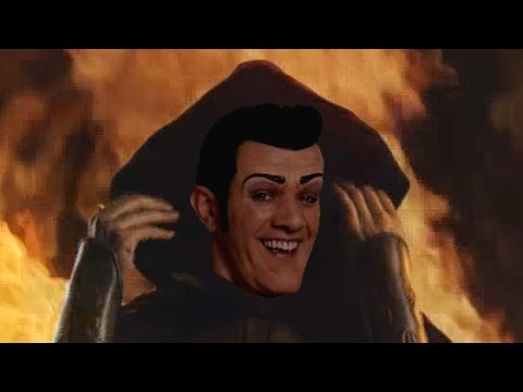 Robbie Rotten is TheLegend27